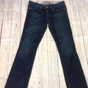 Gap 1969 Real Straight Jeans Denim Size 29/8